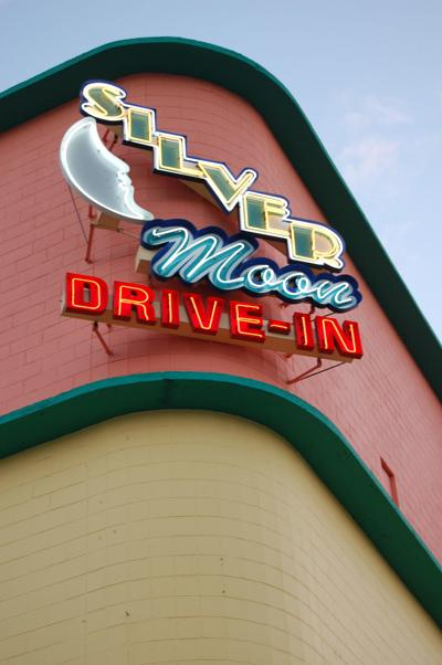 Silver Moon Drive-In Theatre Celebrating 70 Years