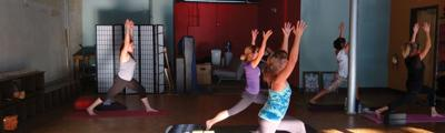 Inside Out Yoga Studio