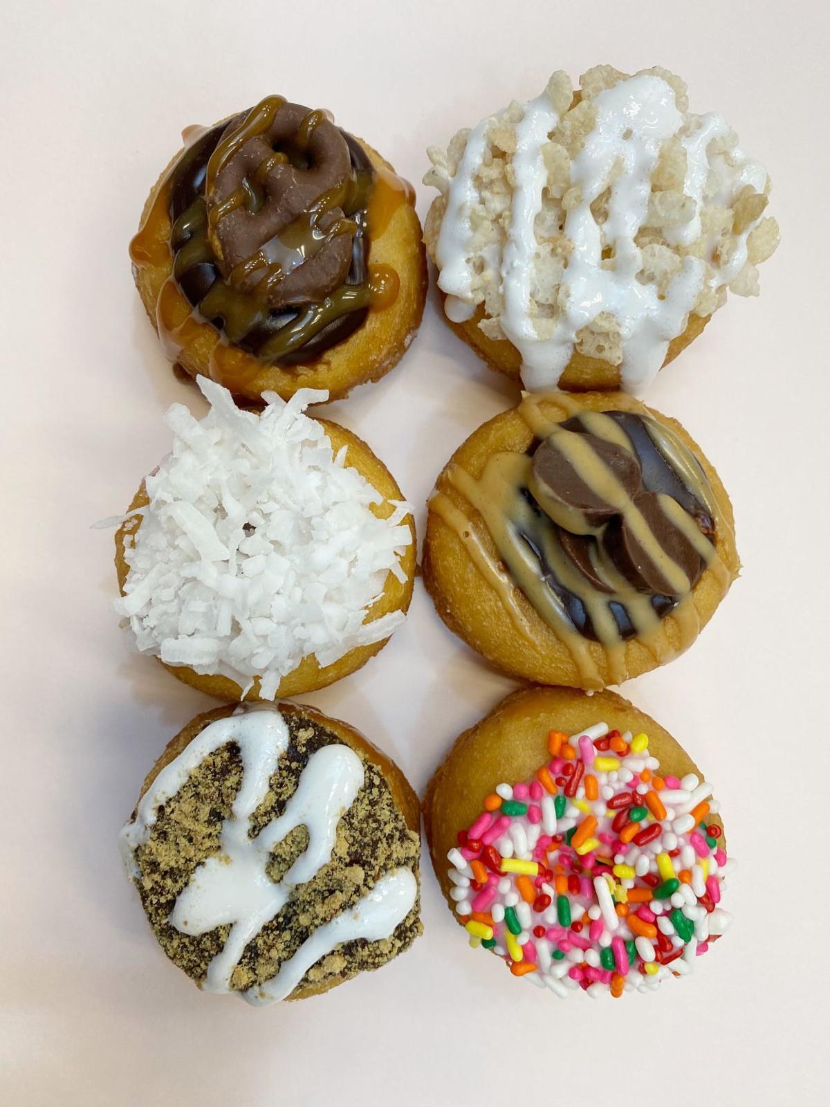 Charlie's Mini Donuts  & Coffee