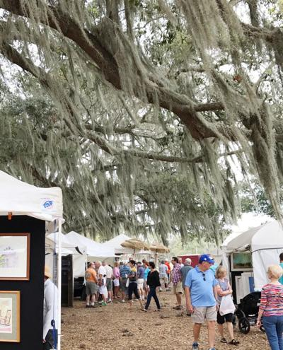 Tradition Continues with 49th Annual Lake Wales Arts Festival