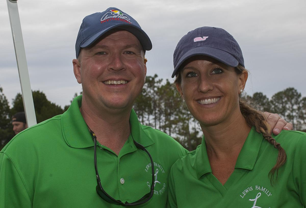 Lewis Family Cancer Fund Swing for the Cure
