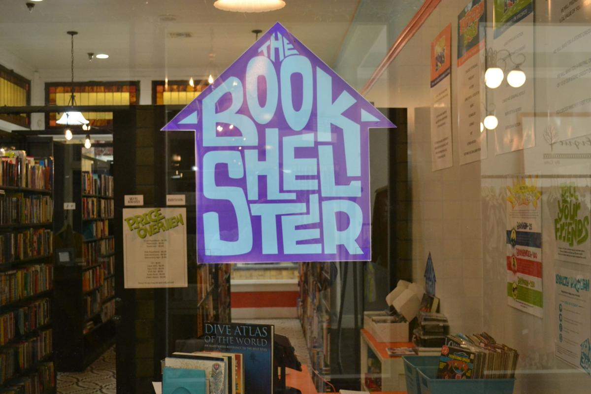 The Book Shelter