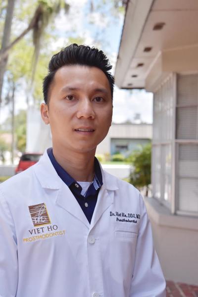 Viet Ho, D.D.S., M.S. Prosthodontist