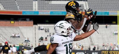 Iowa Football vs Michigan State