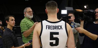 CJ Fredrick Interview
