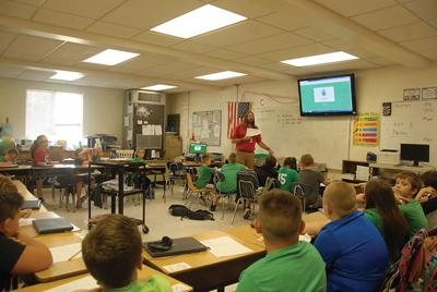 Viper Elementary gets five star rating
