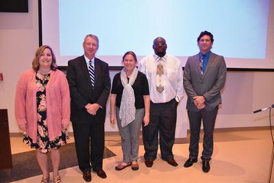 HCTC Board of Directors welcomes five new members