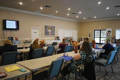 Care Cottage holds trauma conference