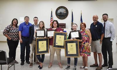 Hazard Civic Fellows graduate