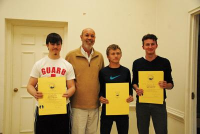 Teens honored as lifesavers