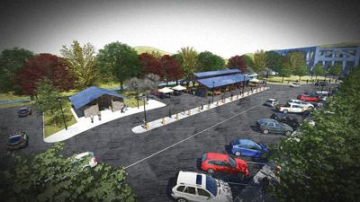 City of Hazard receives grant for construction of Farmer's Market, pavilion