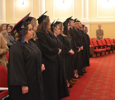 Galen College of Nursing in Hazard celebrates second graduating class