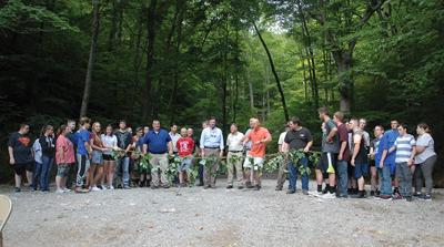 Perry County Park trails now open