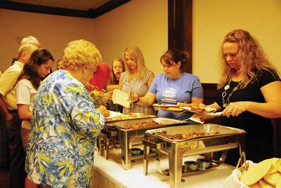 A Seat At The Table hosts Mediterranean dinner fundraiser