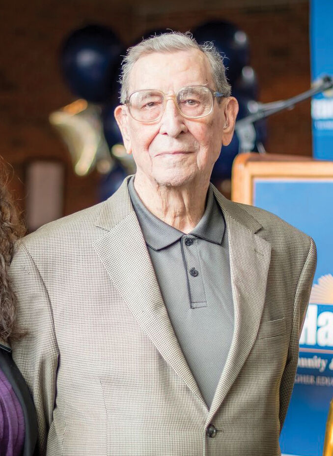 Community mourns loss of local icon Dr. Jolly
