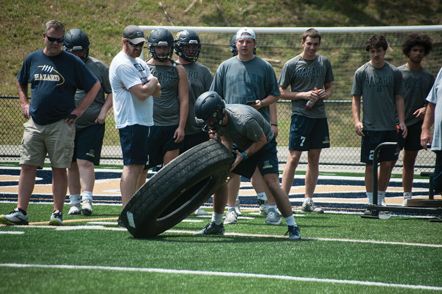 Bulldogs host combine, lineman challenge  and seven-on-seven