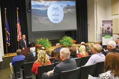 Intuit partners with SYKES to bring more jobs to Perry County