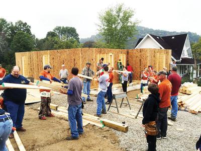 HDA to hold Community House-Raising later this month