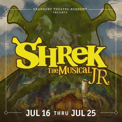 Shrek the Musical JR set for July 16-25