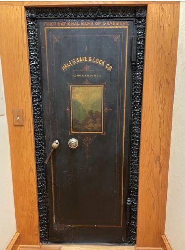 Red Bank Vault Door