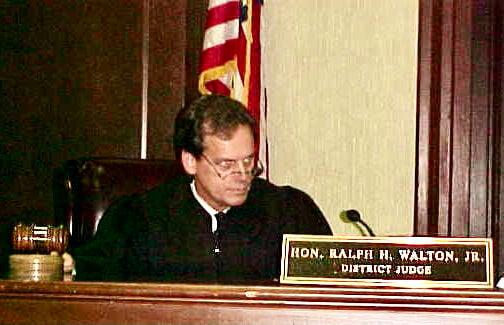Ralph H Walton Jr Bench