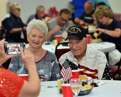 99-year-old veteran