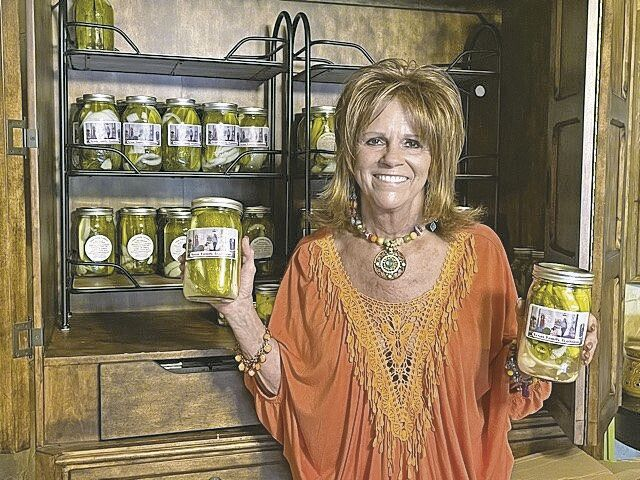 The Pickle Lady