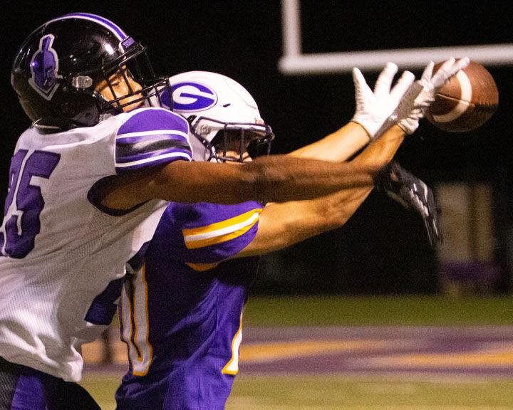 Gus Hamlin wide receiver