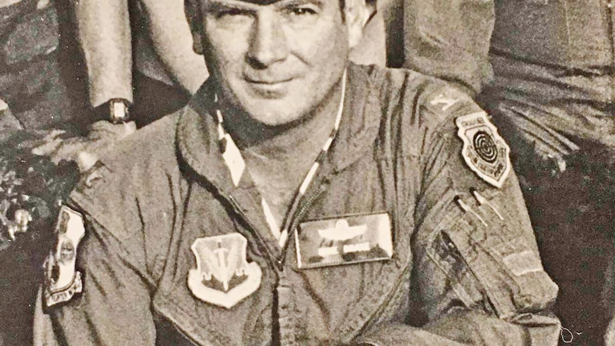 Former Air Force pilot still flying after 50 years