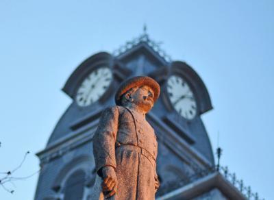General Granbury Statue