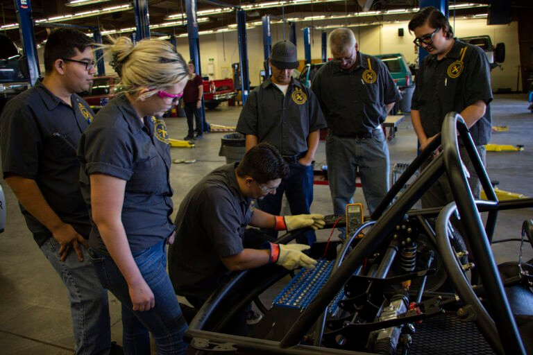 VVC's New Automotive Program Offers Hands-on Learning; Paid Internships
