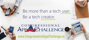 U.S. House of Reps. to host 'Congressional App Challenge'