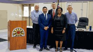Community leader elected to Apple Valley School Board