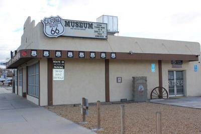 PHOTO: Route 66 Museum, Victorville, CA