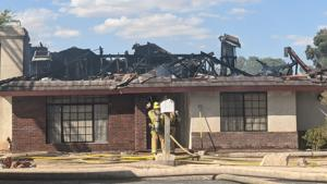 AUDIO: 2nd alarm fire destroys AV childhood home