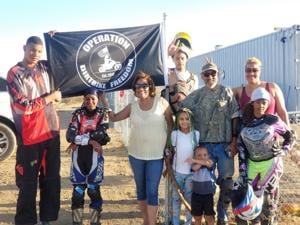 Operation Dirtbike Freedom helps Vets who just need to ride