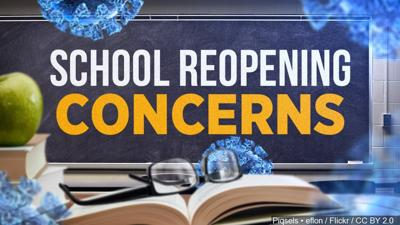 STILL TITLED: School reopening Concerns - Teachers worry how they'll keep kids safe if schools reopen