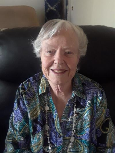 PHOTO: 83-year-old Florence Billhimer from Hesperia, California