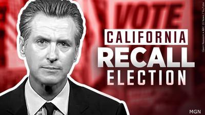 STILL TITLED: California Recall Election