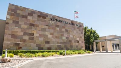 PHOTO: Victorville City Hall