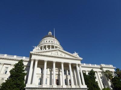 California (CA) State Capitol