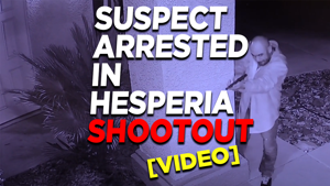 Hesperia Man Defends Family in Early Morning Shootout [VIDEO]