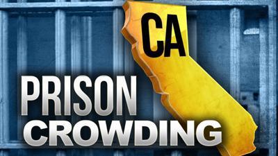 California prison crowding