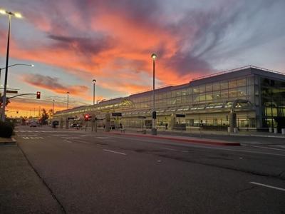 Ontario CA airport