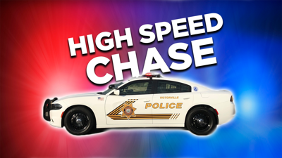 High Speed Chase - Victorville
