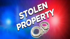Stolen Property Leads to Arrest of 3 Suspects