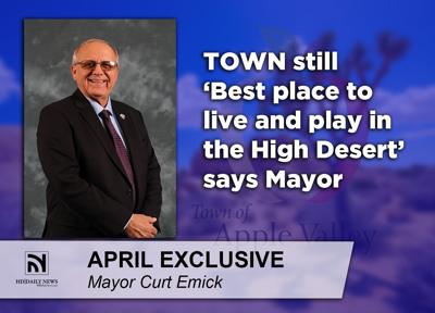 PHOTO: Mayor Curt Emick