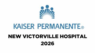 PHOTO: Kaiser, new Victorville hospital