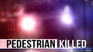 Pedestrian killed on Highway 18