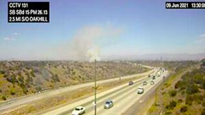 'FARM FIRE' in Hesperia has burned 250 acres; 30% containment